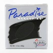 Paradise Cara Pinturas - Negro B (1,4 Oz / 40 G)