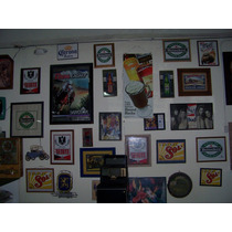 Poster O Cuadro De Licores Cervezas Deportes De Coleccion