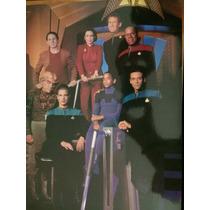 14 Fotografías De Los Personajes Star Trek Deep Sapce 9