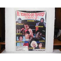 Huracan Ramirez, El Torito De Tepido (2), Cartel De Cine
