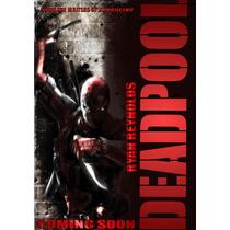 Poster Original Deadpool Marvel Comics 60 X 90 Cm