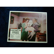 Un Quijote Sin Mancha Cantinflas Lobby Card Cartel Poster D