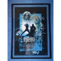 Poster Pelicula Star Wars Return Of The Jedi Mega Tamaño