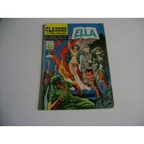 Ella Clasicos Ilustrados #m-4 Editorial La Prensa Comic