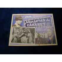 Mujeres De Cabaret Meche Barba Rumbera Lobby Card Cartel