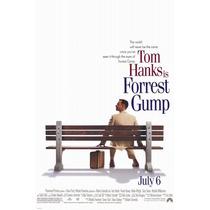 Poster (28 X 43 Cm) Forrest Gump