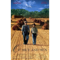 Poster (28 X 43 Cm) Of Mice And Men
