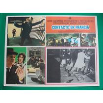 Contacto En Francia The French Connection Cartel De Cine