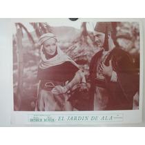 Cartel Garden Of Allah Marlene Dietrich Joseph Schildkraut