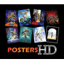 Poster Nintendo Mario + Zelda + Metroid + Kid Icarus