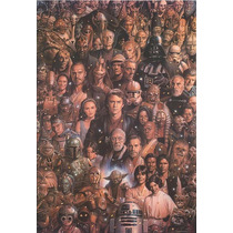 Star Wars Universe.......poster Para Coleccionistas