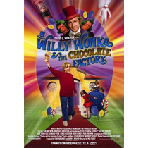 Poster (28 X 43 Cm) Willy Wonka And The Chocolate Factory