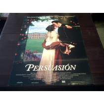 Poster Orignal Persuasion Amanda Scott Ciaran Hinds Mitchell
