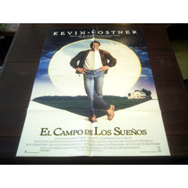 Poster Original Field Of Dreams Campo De Los Sueños Costner
