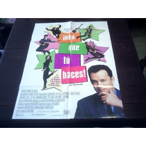 Poster Original That Thing You Do Eso Que Tu Haces Tom Hanks
