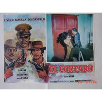 Mario Almada El Cortado Jorge Rivero Topless Cartel De Cine