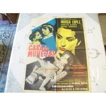 Poster Original Casa De Muñecas Marga Lopez Joseph Renau 54