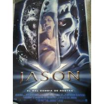 Posters De Cine Original De Jason X Viernes 13
