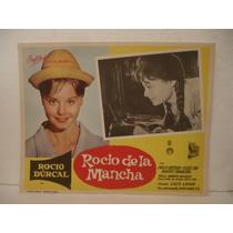 Rocío Durcal , Rocío De La Mancha , Cartel De Cine