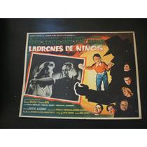 Ladrones De Niños Lilia Prado Lobby Card Cartel Poster