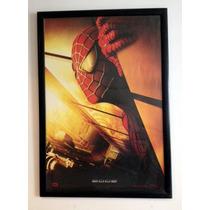 Raro Poster Spiderman Torres Gemelas Original Envio Gratis