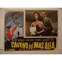 Ana Luisa Peluffo , Cautivo Del Más Alla , Cartel De Cine