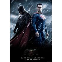 Poster Original Batman Vs Superman 60x90 Cm