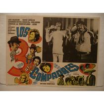 Luis Aguilar , Los Compadres , Cartel De Cine