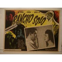 Rodolfo De Anda, Rancho Solo , Cartel Cine