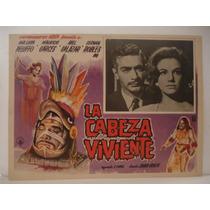 Mauricio Garcés , La Cabeza Viviente , Cartel Cine