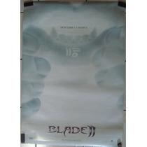 Póster De Cine: Blade Ii 70x100 Cm