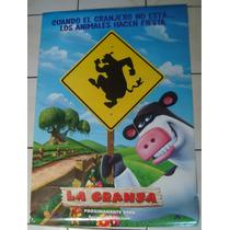 Póster De Cine: La Granja 70x100 Cm