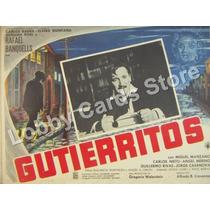 Lobby Cards,carteles,rafael Banquells ,peliculas