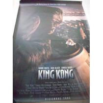Posters Originales Gigantes De King Kong
