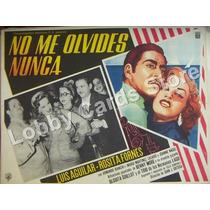 Lobby Cards,carteles,rosita Fornes,peliculas