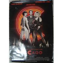 Póster De Cine: Chicago 70x100 Cm