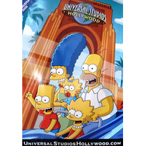 Poster De Los Simpsons, Sp0