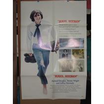 Hail, Hero, Michael Douglas (debut), Teresa Wrig Poster 1969