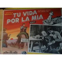 Antiguo Cartel De Película Western De La Universal Pictures