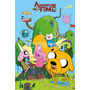 Adventure Time Poster - 61cmx 91.5cm Maxi Casa Divertido Tv