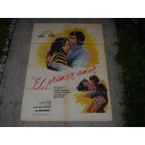 Fernando Allende, El Primer Amor , Poster De Cine