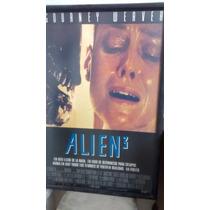 Poster Original - Alien 3 Sigourney Weaver