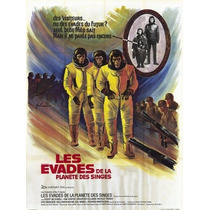 Poster (28 X 43 Cm) Escape From The Planet Of The Apes