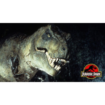 Posters Peliculas Jurassic Park T-rex Jurassic World