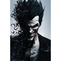 Batman Cartel - Orígenes Joker Murciélagos Maxi 61x 91.5cm