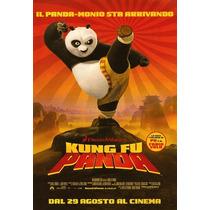 Kung Fu Panda Cartel Impresión