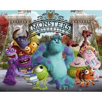 Monstruos Poster - Universidad Reparto (d) Mini 40x50cm Cine