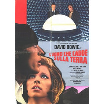 Poster (28 X 43 Cm) The Man Who Fell To Earth