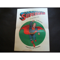 Superman Cartel Poster
