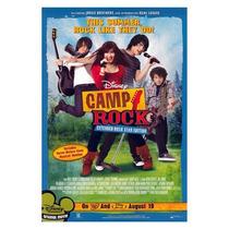 Poster (28 X 43 Cm) Camp Rock